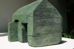 Hilde Syboth - grünes haus