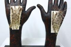 Impressionen der Ausstellung »Touch me, don´t touch me« (Foto:Constanze Reithmayr-Stark)