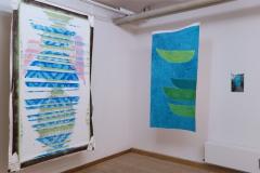 Impressionen der Ausstellung »KUNST unterwegs« (Foto: Kerstin Müller)