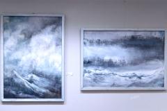 Ausstellung »Weiß« — Christiane Neuberger