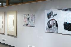 Ausstellung »Weiß« — Panorama