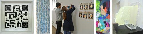 Impressionen der Ausstellung PLASTICWORLD