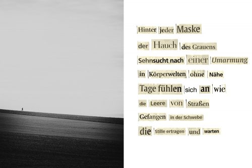 Vera Greif Ξ Newsletter Poetry - Krise in der Coronazeit