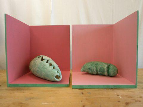 """Hilde Seyboth – Metamorphosen"""" - Hoffnung auf den Wandel - was wird sich Neues entwickeln?"""